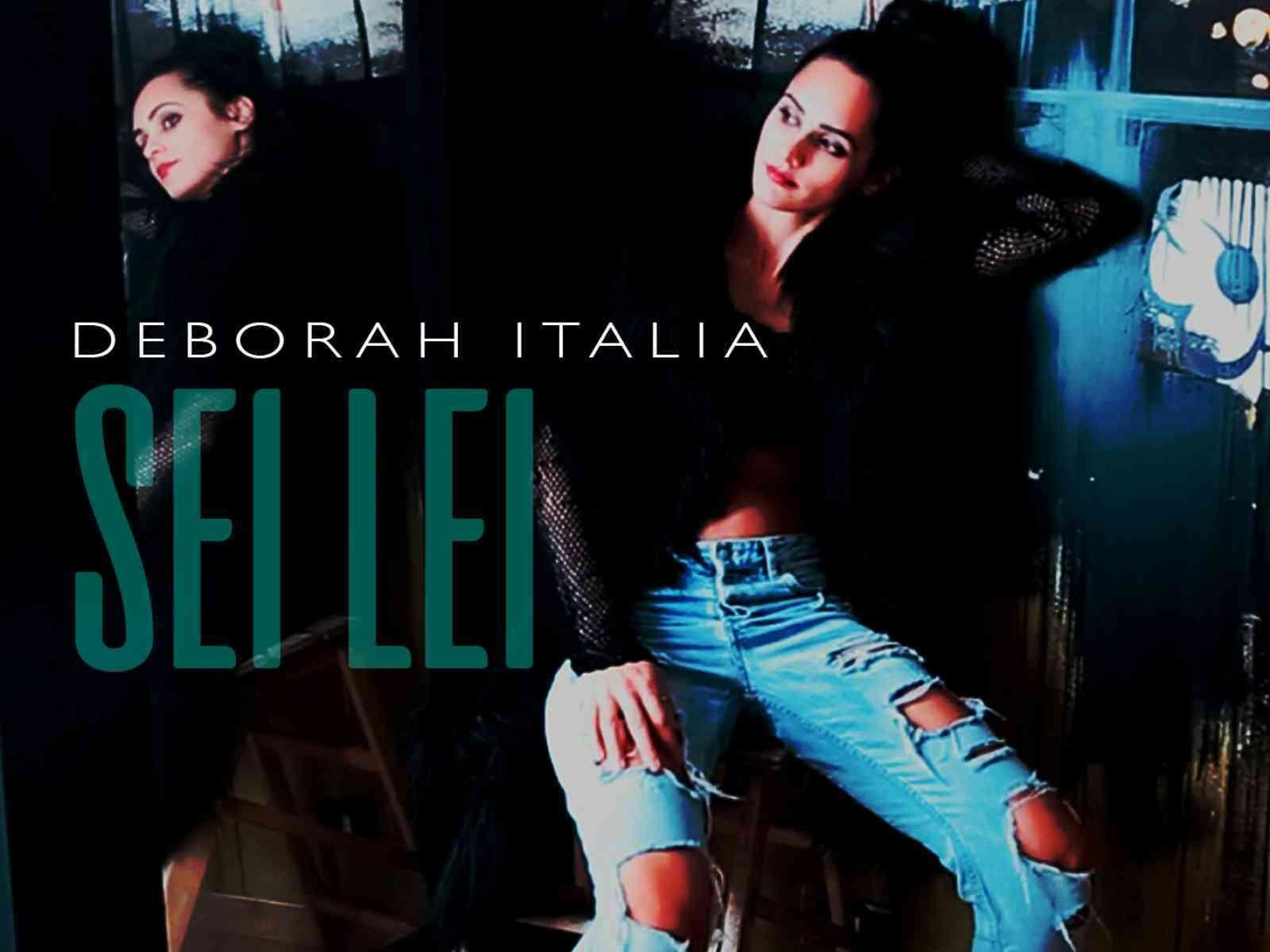 """Menfi. Uscito il nuovo singolo di Deborah Italia, """"Sei Lei"""""""