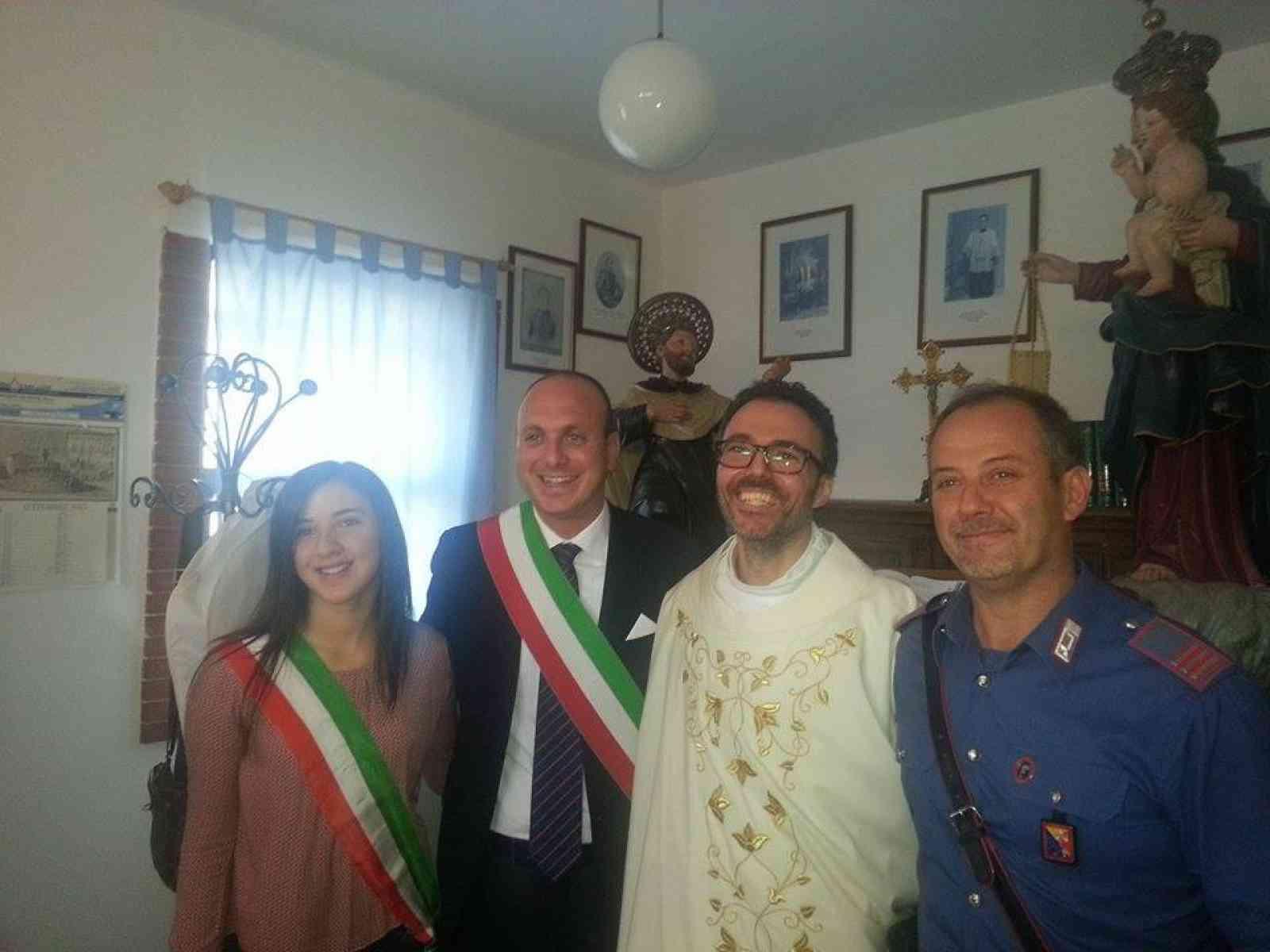 Don Vito Saladino saluta Poggioreale, domenica prossima la prima messa a Salemi
