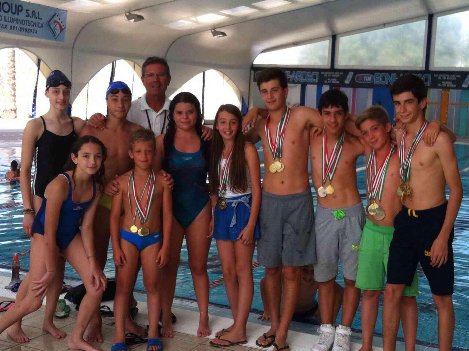"""Salaparuta. La nuotatrice Jessica Genovese accede alla finale dei campionai federali assoluti """"FIN"""""""