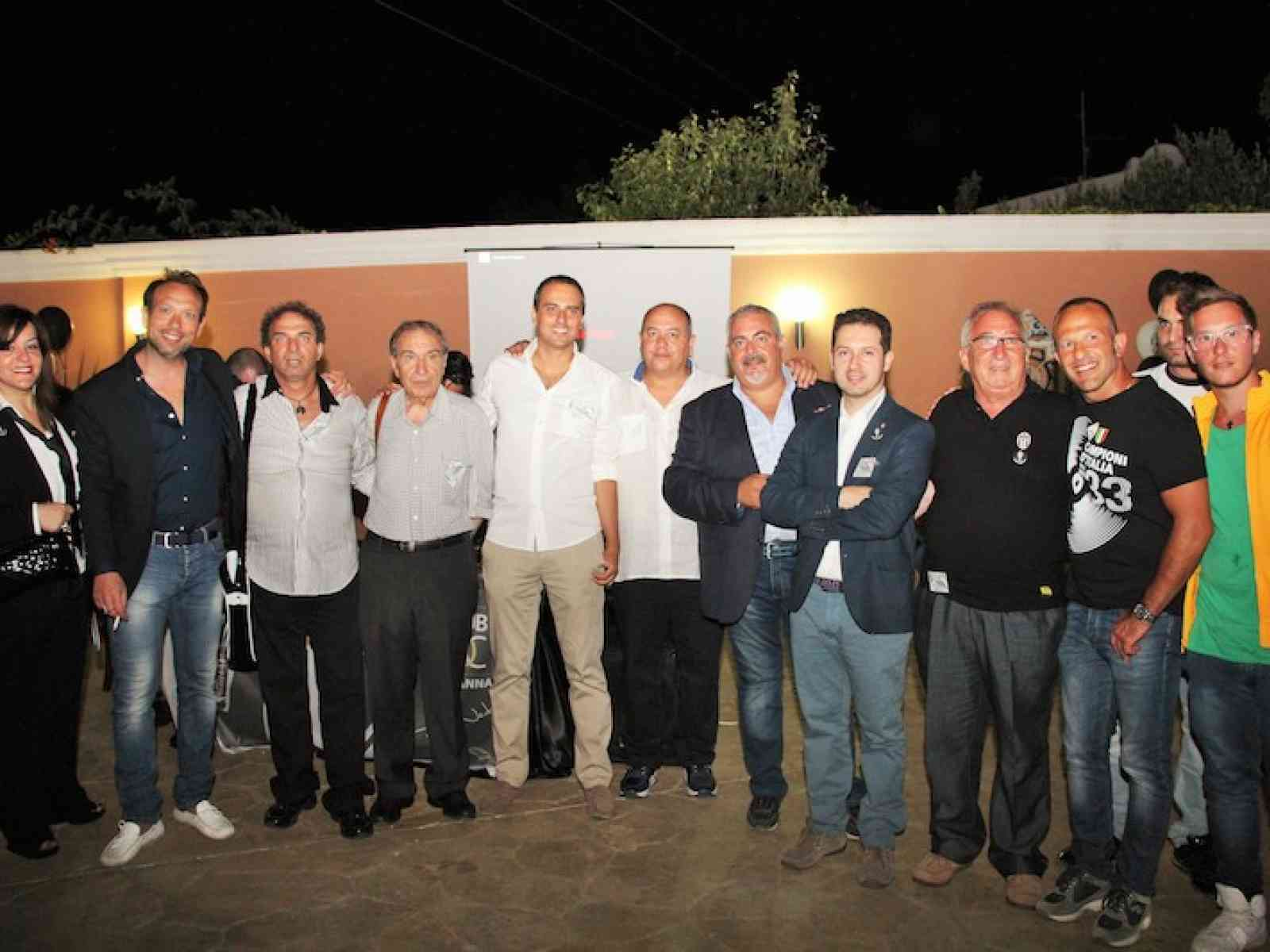 Partanna. 2a Festa Regionale Bianconera. 14 Club da tutta la Sicilia