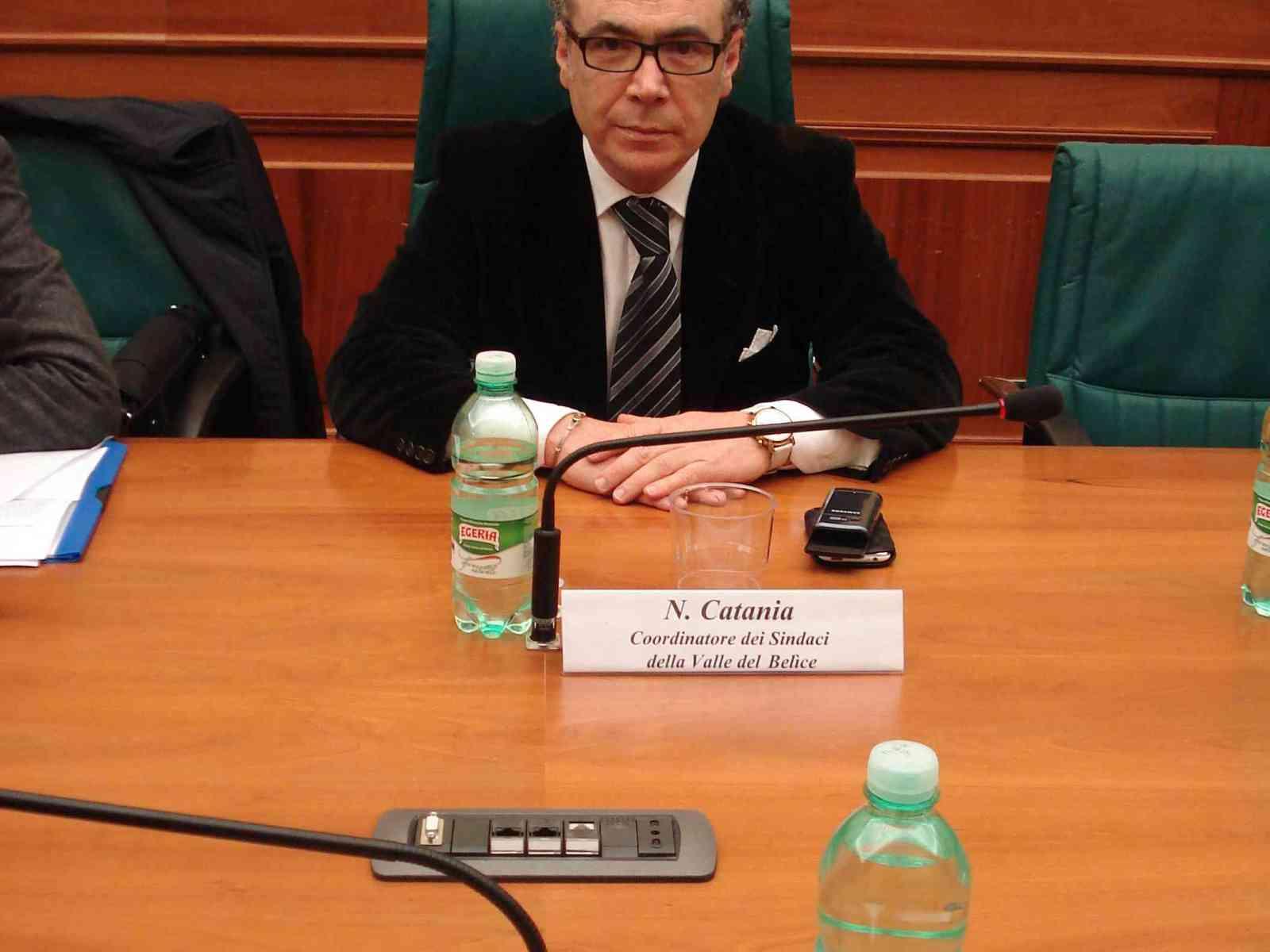 Catania è il nuovo Presidente dell'Unione Valle del Belice