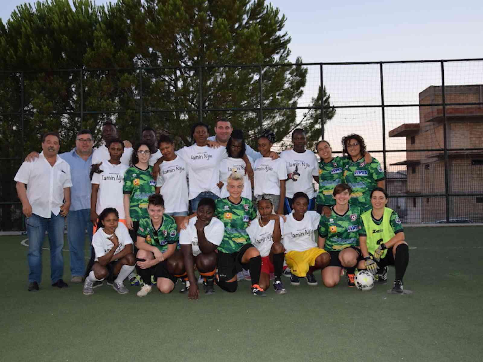 Salaparuta. Il torneo estivo di calcio a 5 è all'insegna della solidarietà, dell'accoglienza e dell'integrazione