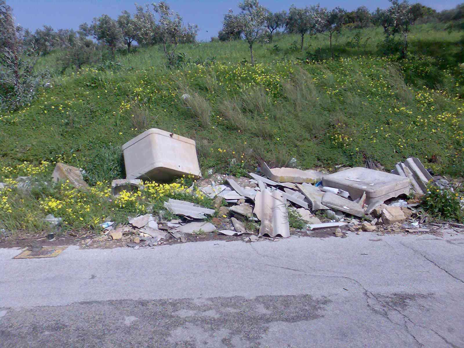 10milioni per lo smaltimento dell'amianto. Quasi 4 tra Menfi, S. Margherita e Montevago
