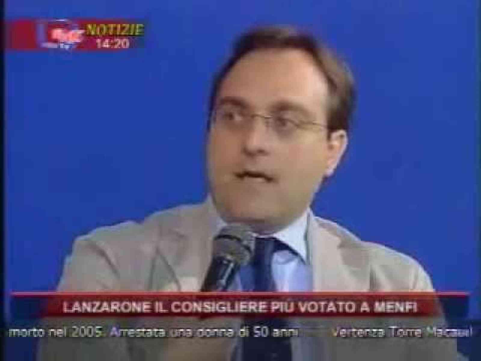 """Menfi. Calogero Lanzarone si dimette da capogruppo di """"Menfi 2020"""""""