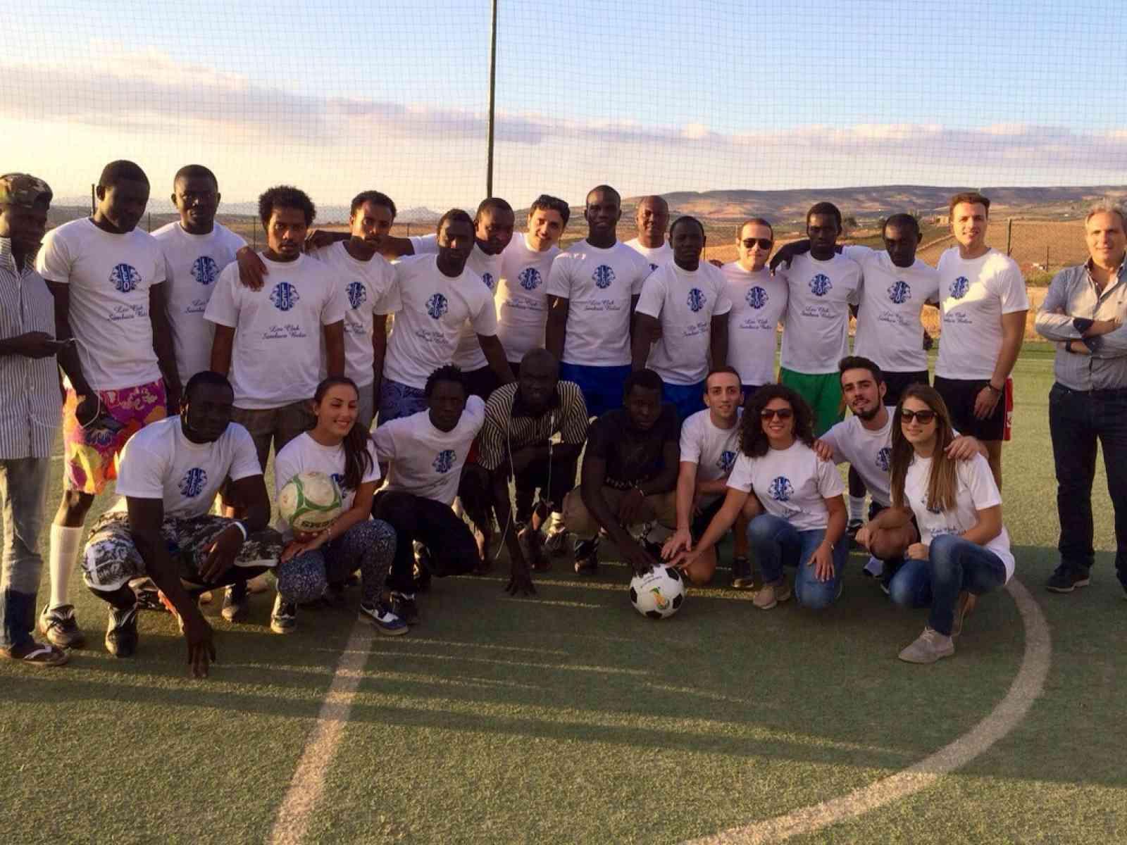 TriangolarLEO, calcio e solidarietà a Sambuca