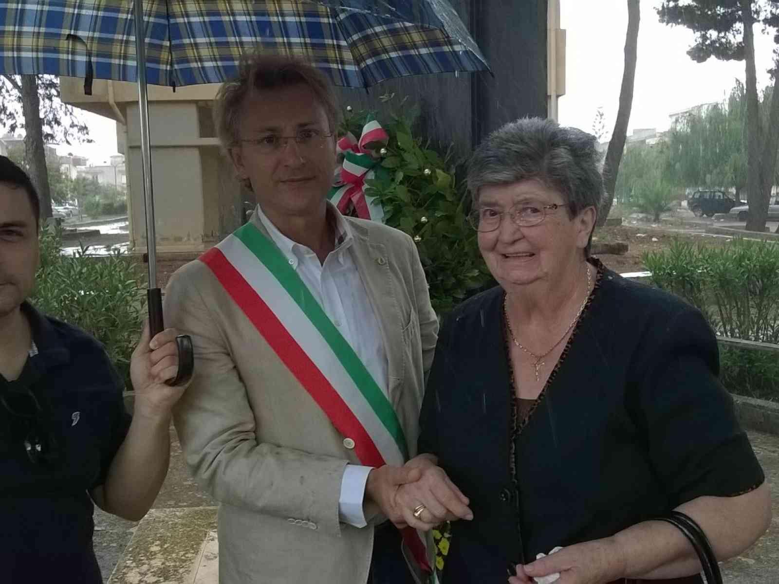 Montevago ricorda Lucia Crisafi, morta nell'attentato dell'11 settembre