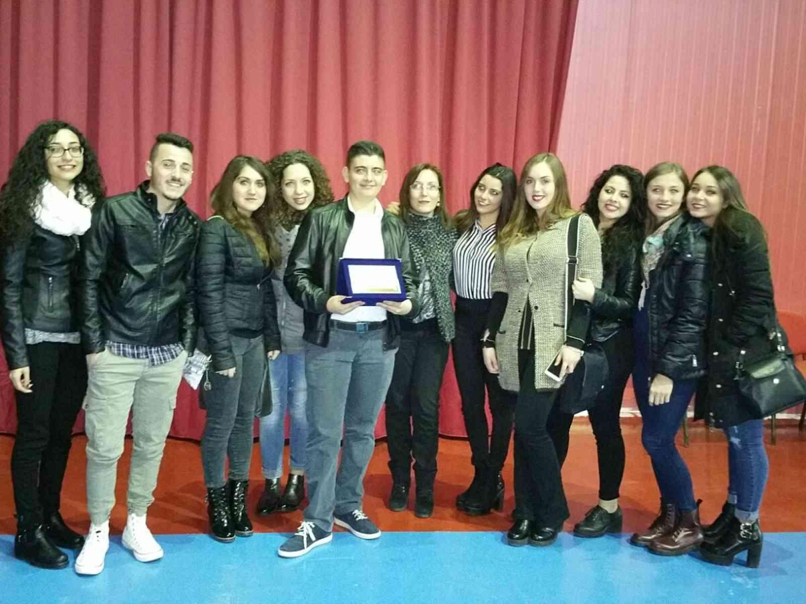 """Menfi. 10 studenti del Liceo Scientifico """"E. Fermi"""" al 53° Convegno Internazionale di Studi Pirandelliani"""