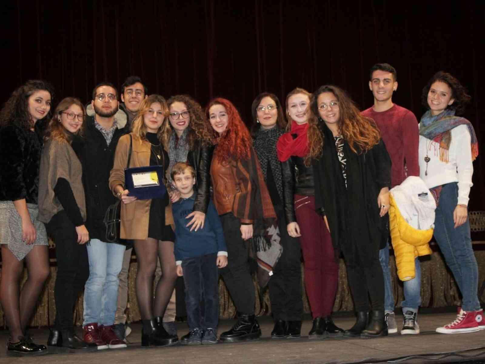 """Undici studenti del Liceo Scientifico """"E. Fermi"""" di Menfi al 54° Convegno Pirandelliano"""