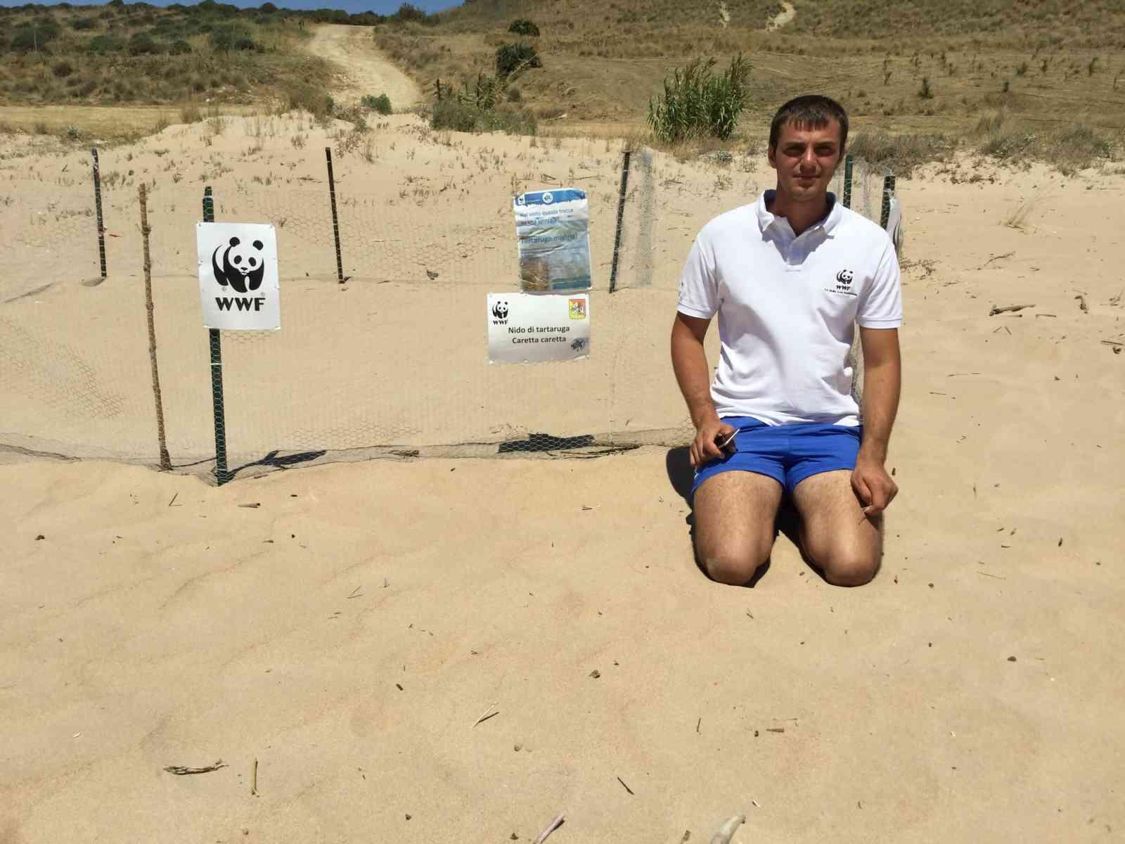 Anche Menfi tra i nove comuni Siciliani che hanno aderito al progetto Euroturtle del Wwf