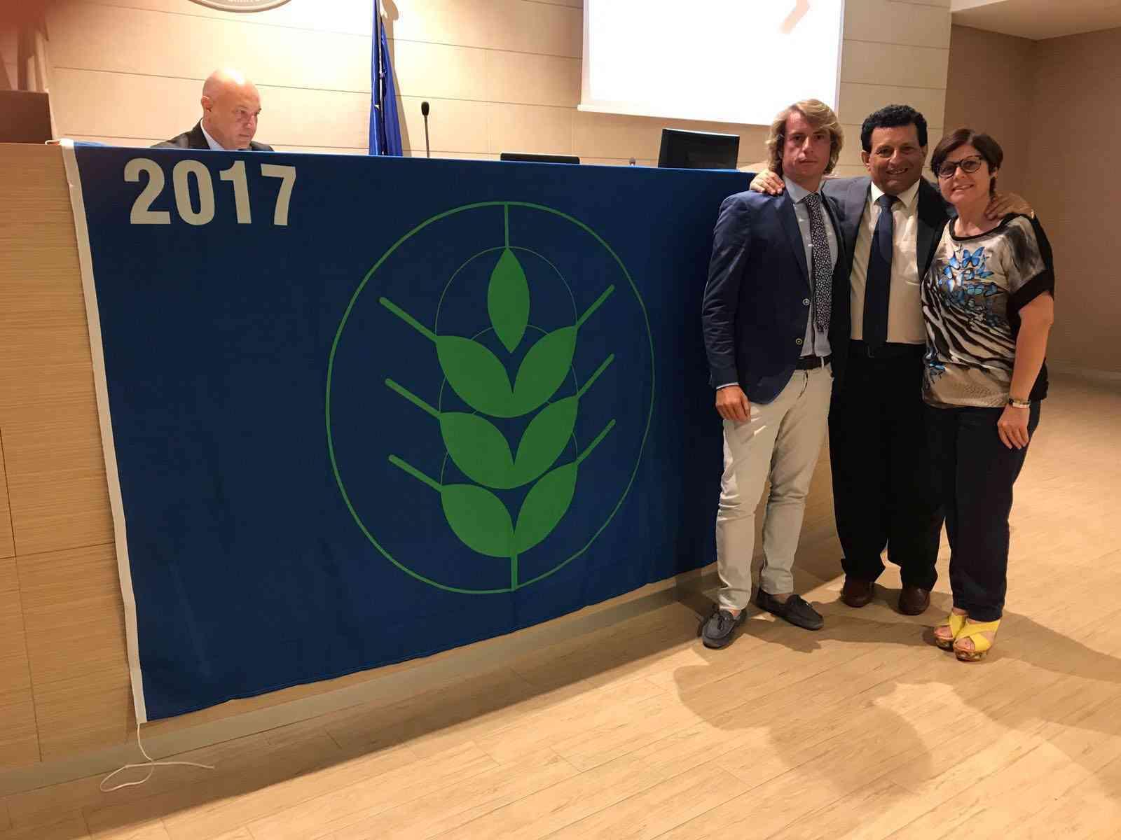Menfi. Dopo la Bandiera Blu arrivano le Spighe Verdi per i comuni virtuosi in termini di sostenibilità