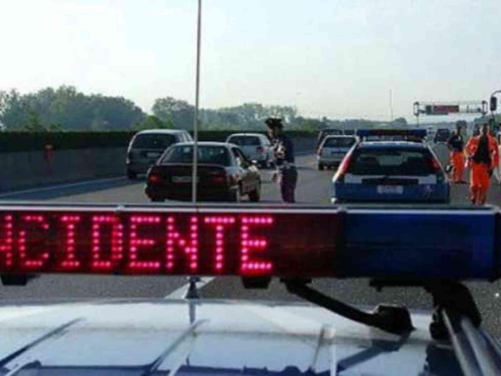 Incidente sulla A29, Palermo - Mazara, vicino Castelvetrano. Perde la vita una 30enne