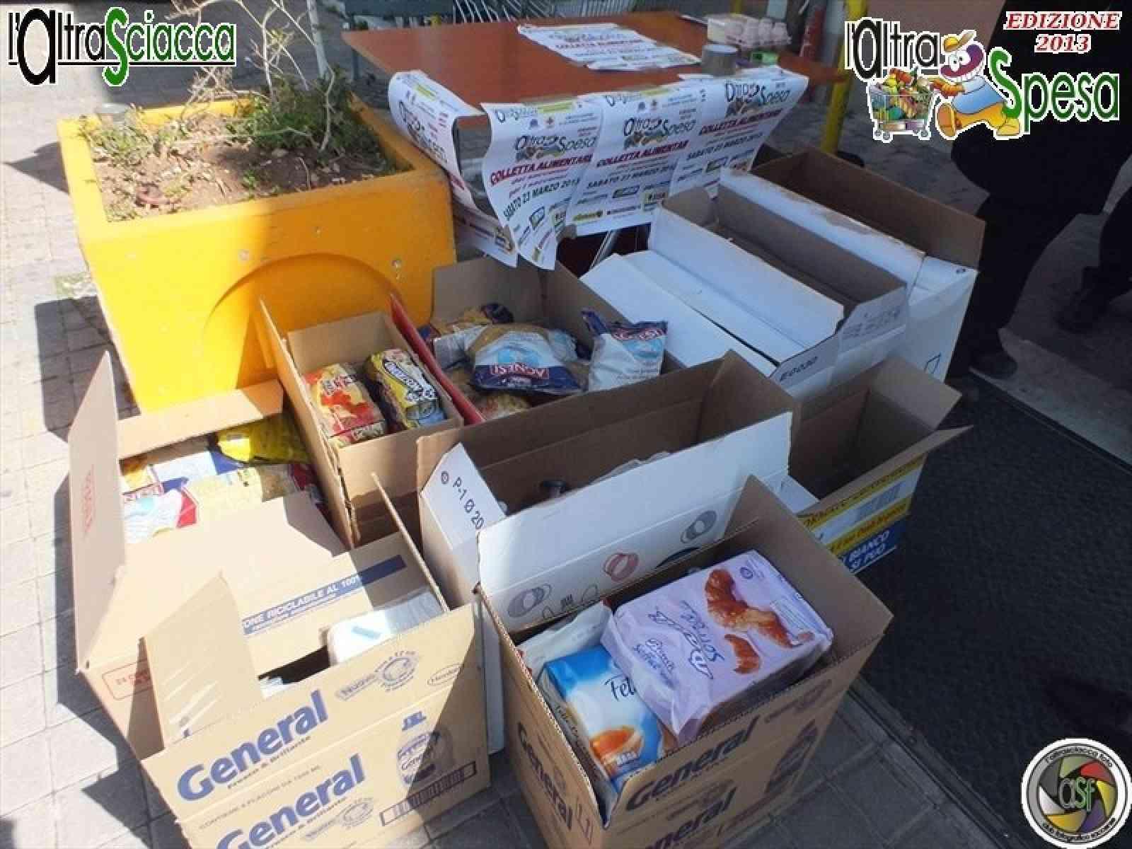 Menfi. Banco alimentare, possibile fare richiesta delle derrate alimentari gratuite