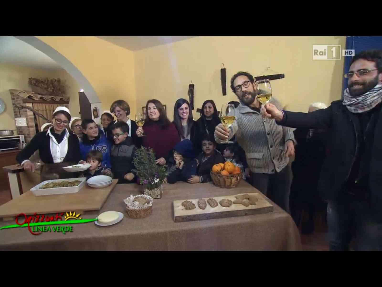 VIDEO. Linea Verde a Menfi. Protagonisti la Fattoria Lombardo e La brigata di Cucina Mandrarossa