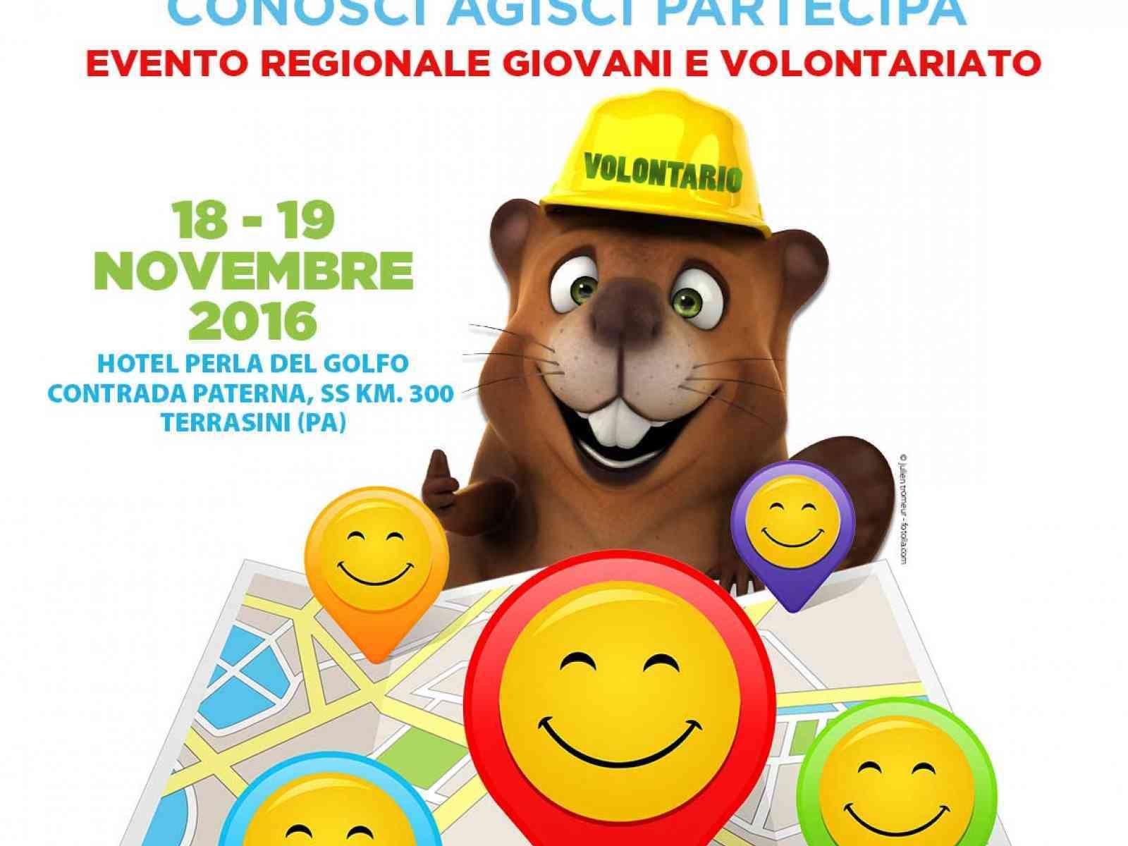 """""""Villaggio dei Beni Comuni. Conosci Agisci Partecipa"""". Evento giovani e volontariato"""
