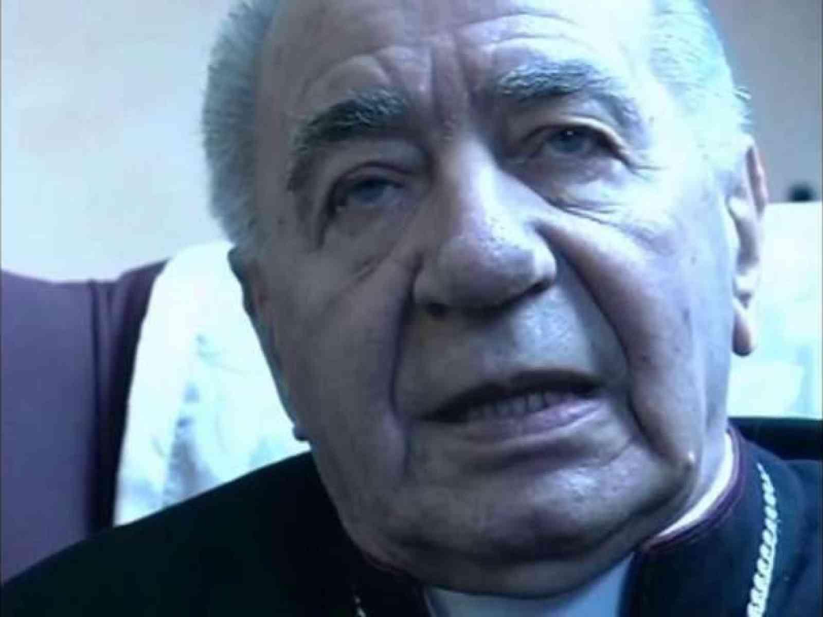 È morto don Antonio Riboldi, scese in piazza con i terremotati del Belìce