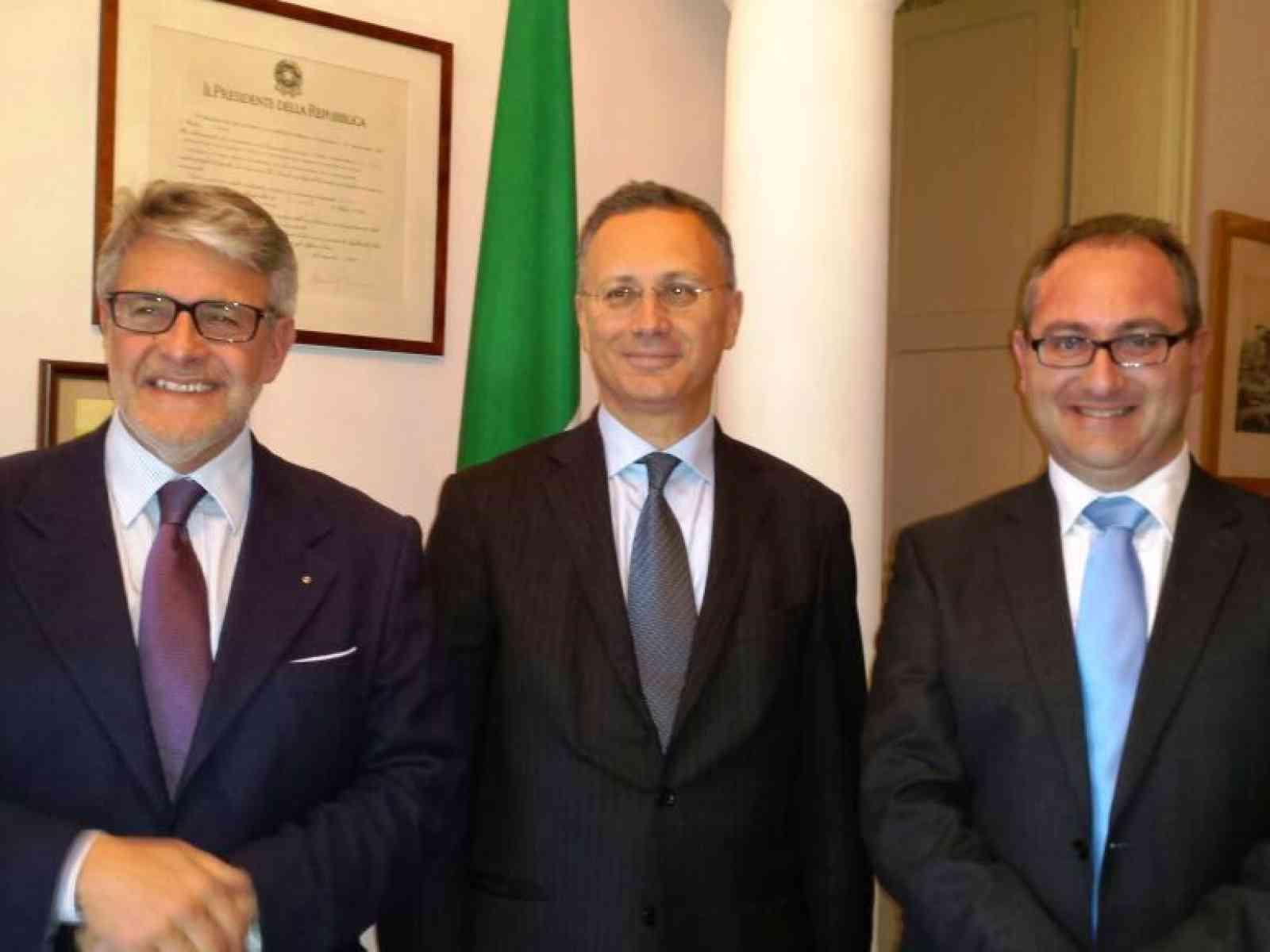 Missione a Malta e Tunisi: Tumbiolo incontra il Ministro Gentiloni per chiedere più sicurezza per i pescatori siciliani