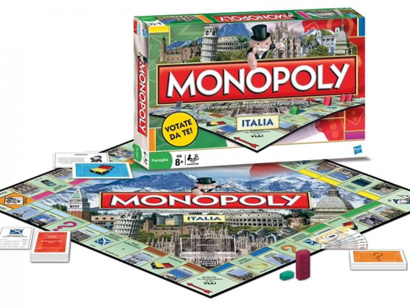E se Menfi finisse sul Monopoly? Vicolo Stretto ci aspetta! Votazioni fino al 17 giugno
