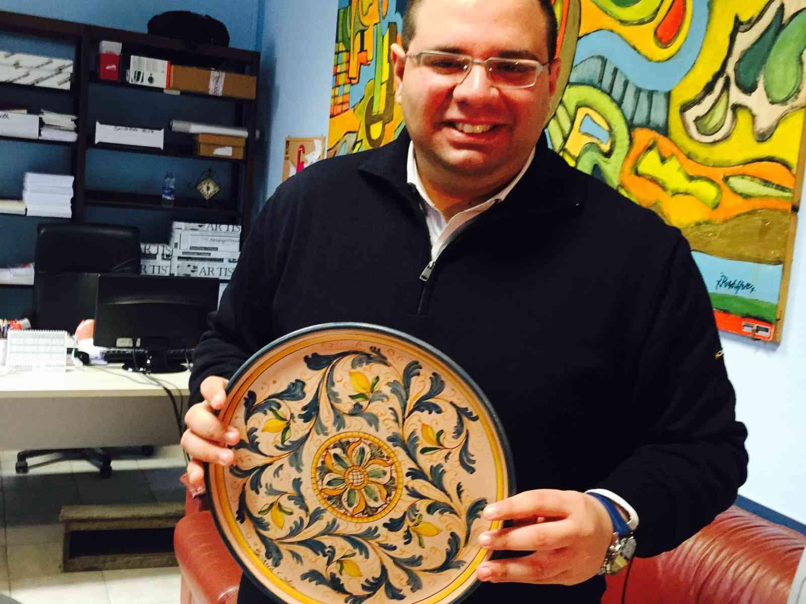 """""""Buongiorno ceramica!"""". Evento organizzato dall'AICC a maggio a cui aderisce anche Sciacca"""