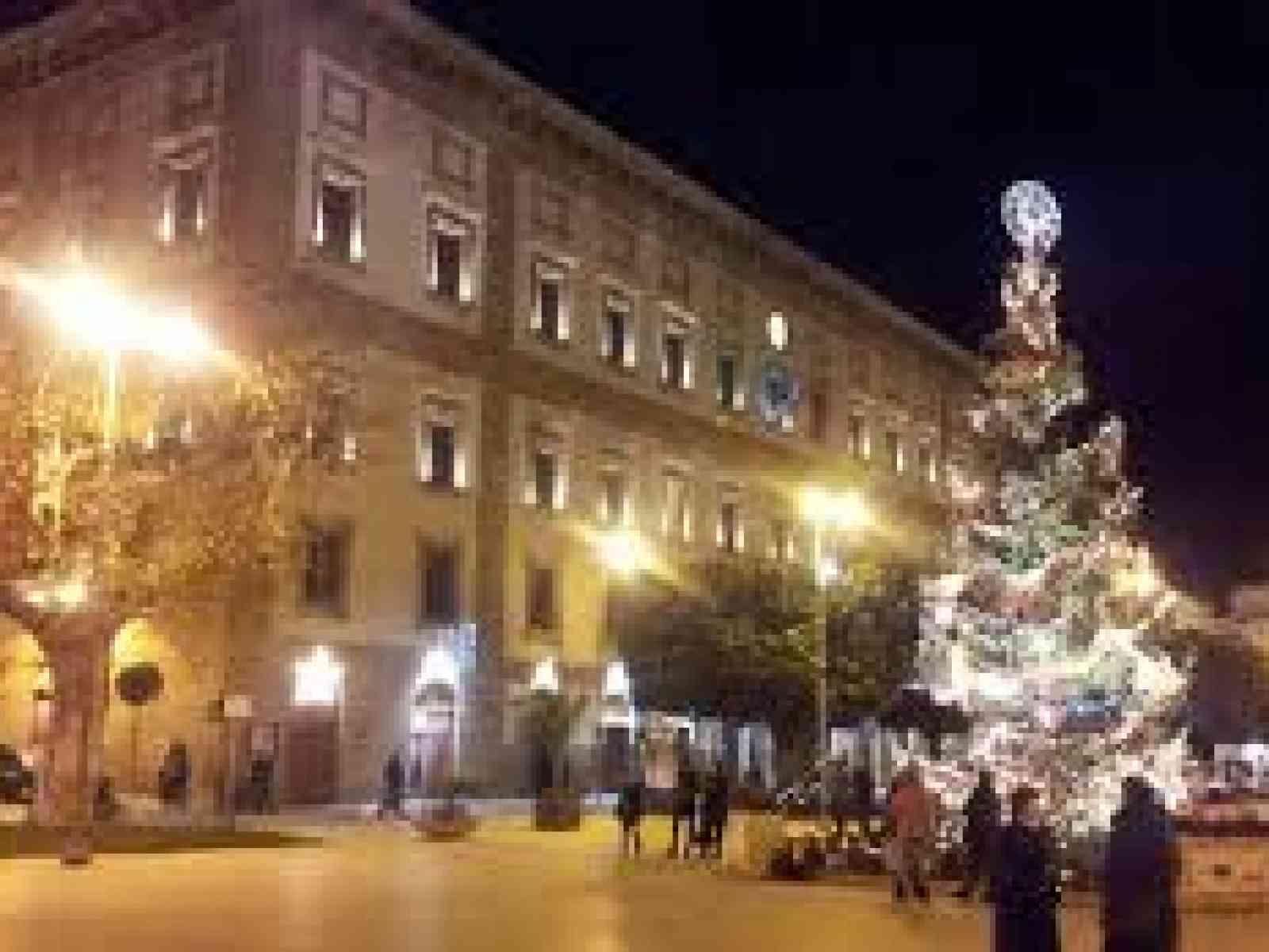 """Natale a Sciacca. ZTL in centro storico e servizio navetta """"pro-shopping"""""""