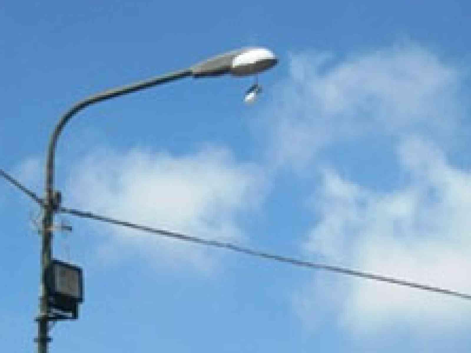 Pubblica illuminazione più efficiente. come segnalare i guasti a