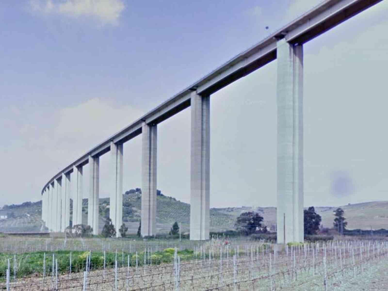I lavori sul viadotto sul Belìce possono partire. 3milioni per la messa in sicurezza