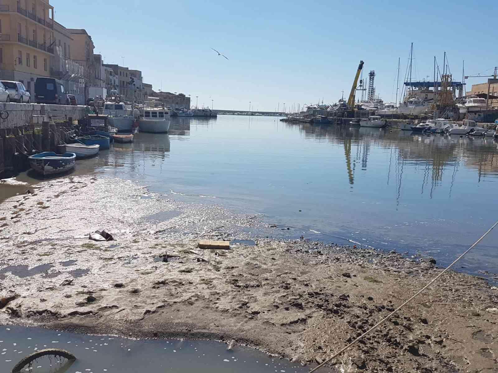 Passi avanti per il dragaggio del porto di Mazara