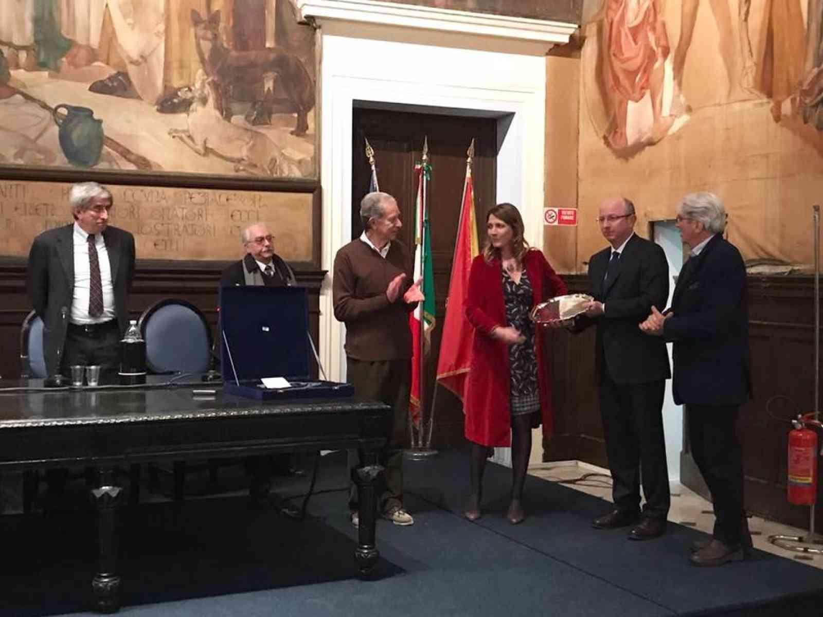 A Diego Planeta il XIII Premio del Forum delle Associazioni