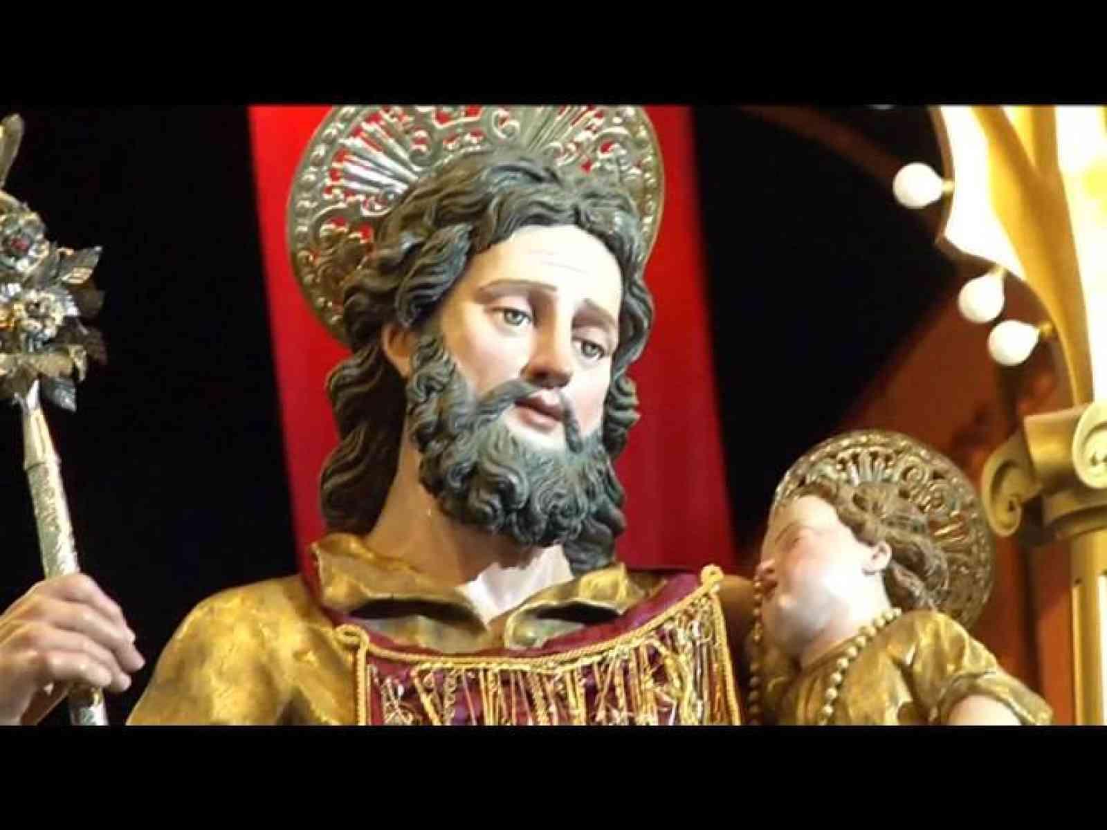 Menfi. San Giuseppe, il programma delle celebrazioni e della processione