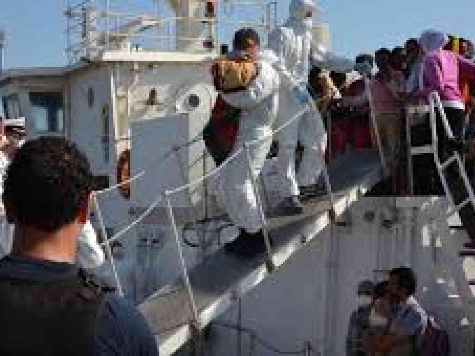 642 migranti arrivati a Porto Empedocle. 2165 dall'inizio dell'anno