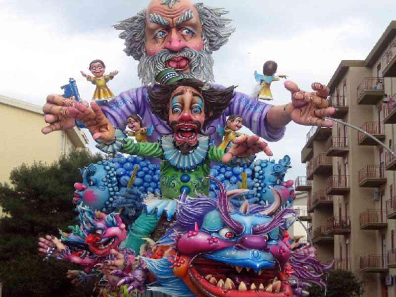 Il Carnevale di Sciacca si farà. Oggi arriva l'ok della Regione per 100mila euro