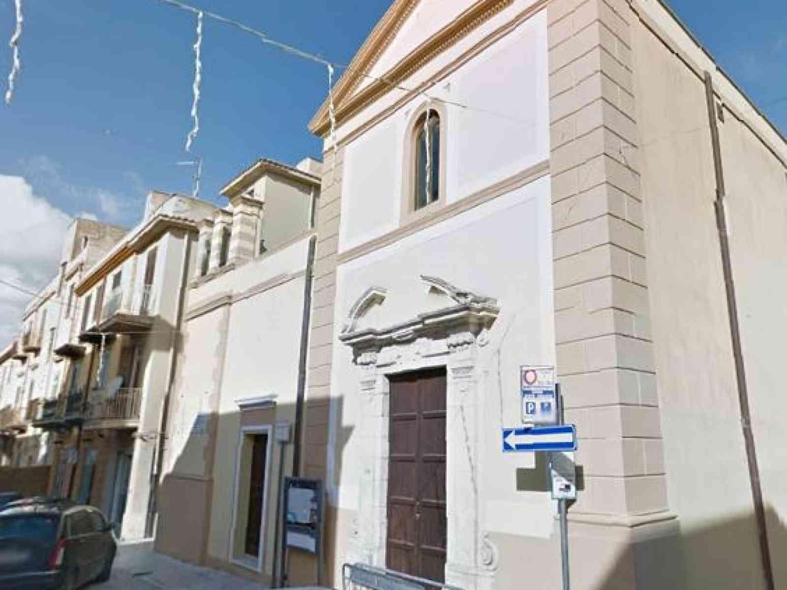 Chiesa S. Giovanni: il Tribunale da ragione al comune di Menfi. Condannata l'impresa Marciante