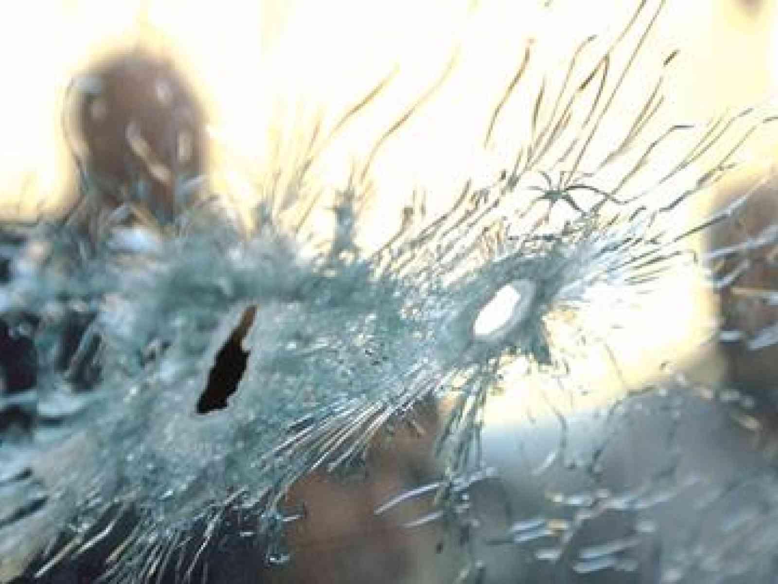 Castelvetrano. Spari su auto Europol colpita da colpi di arma da fuoco