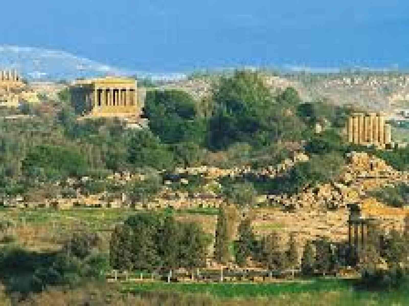 """""""Il mondo in una Valle. Architetti, territorio, turismo"""". Seminario ad Agrigento"""