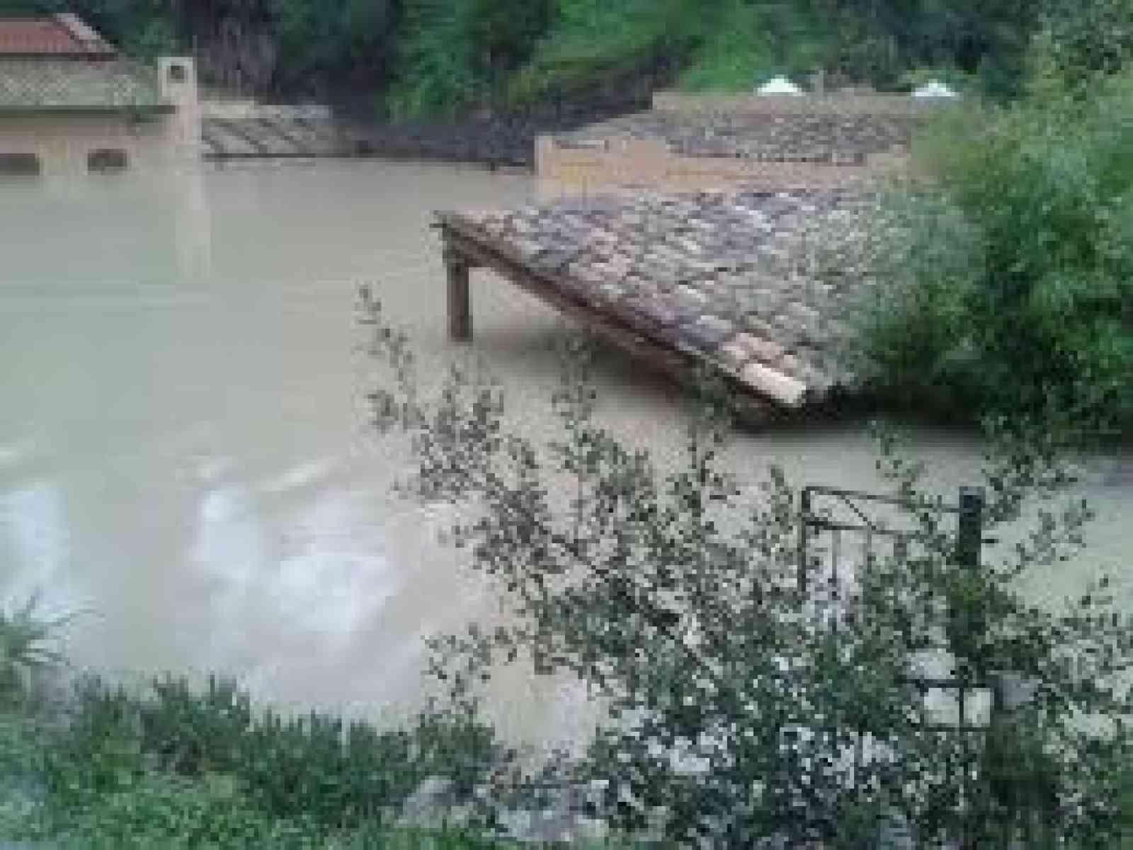 Esondazione fiume Platani. Il M5S aveva chiesto di costruire urgentemente gli argini