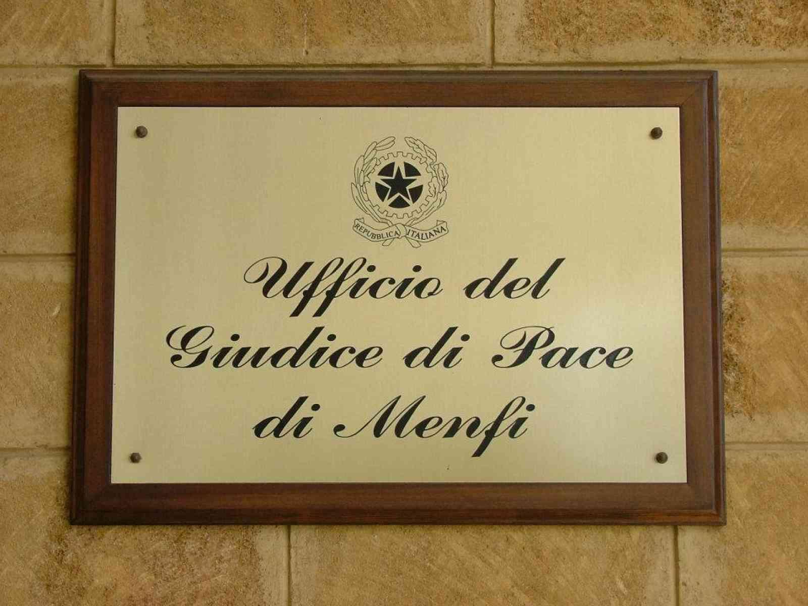Giudice di pace di Menfi a rischio per mancanza di personale