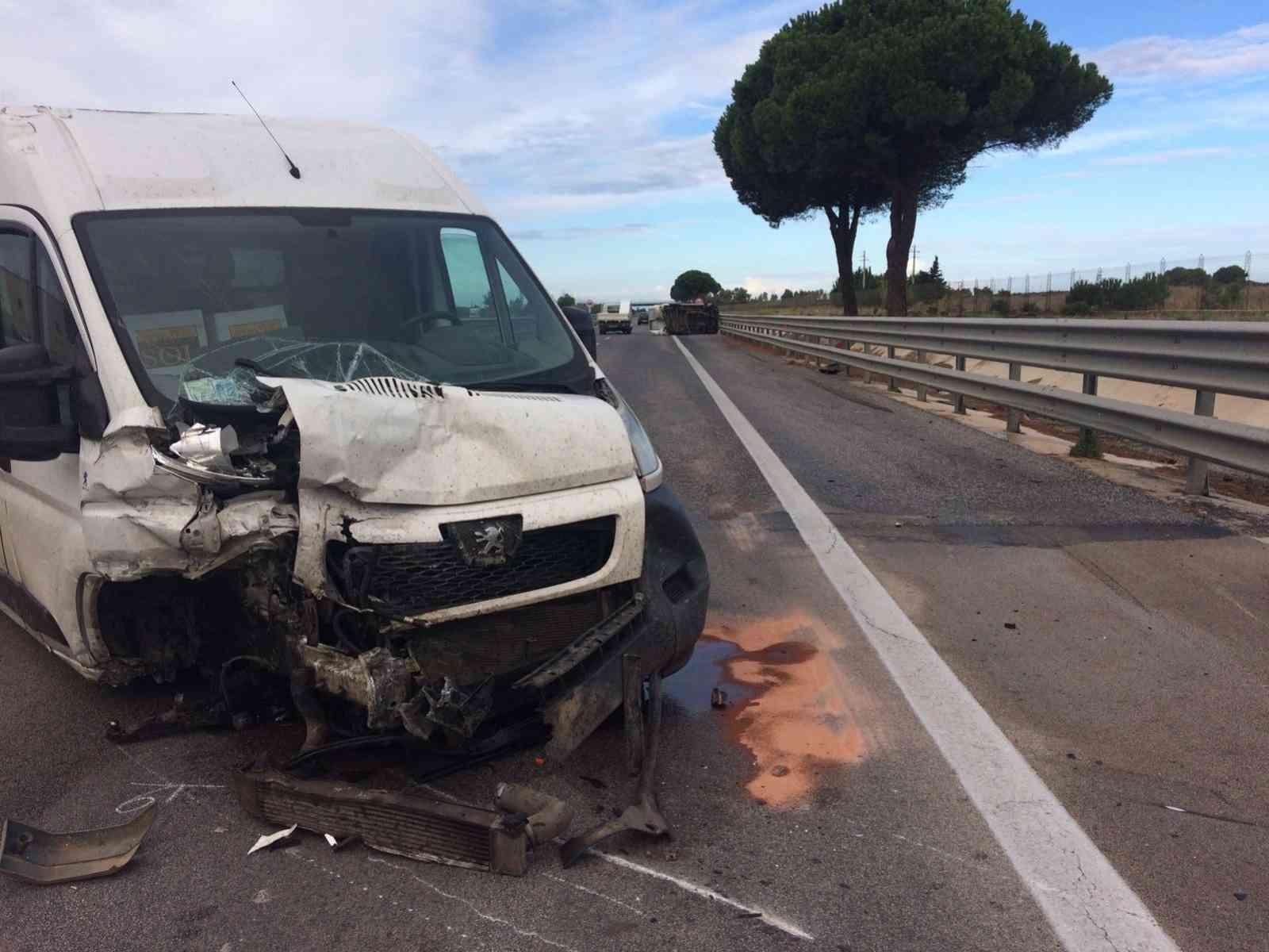 Incidente sulla A29, a pochi chilometri da Mazara