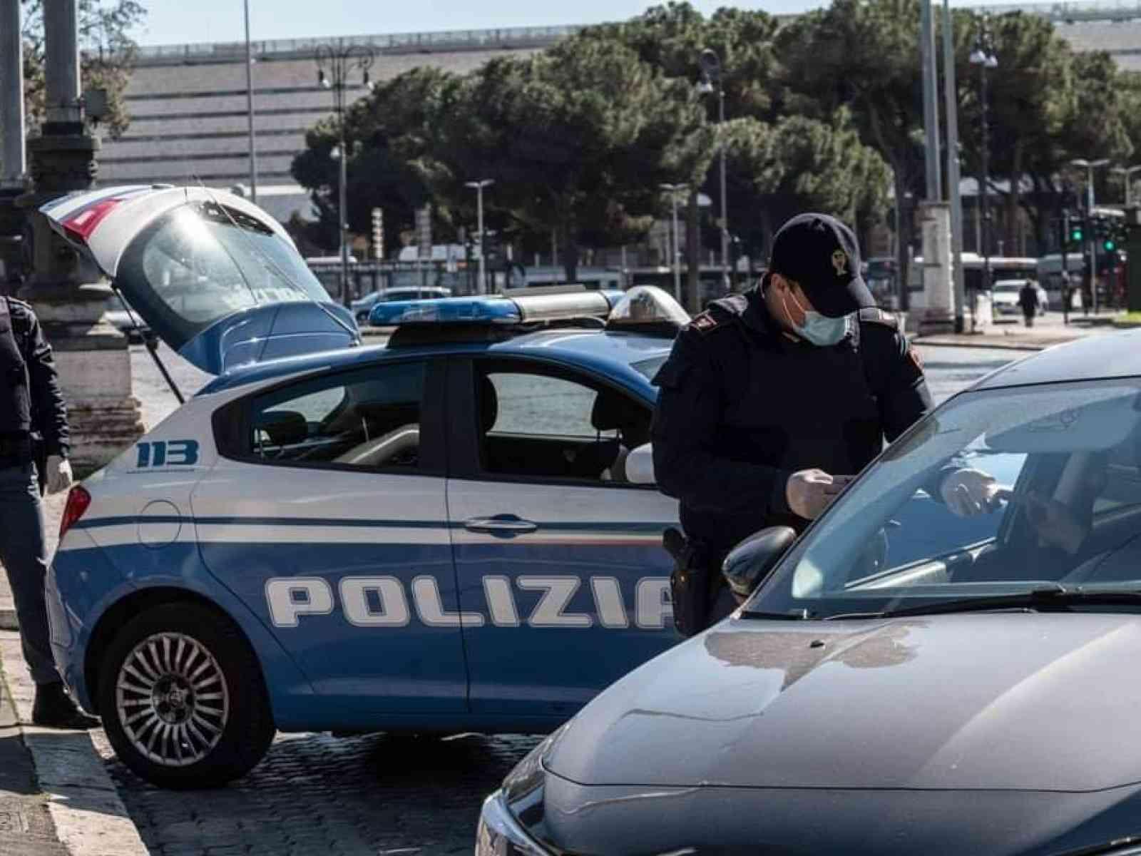Immagine articolo: Polizia di Stato di Sciacca , controllo Covid-19 , elevate sanzioni per ingiustificati spostamenti.