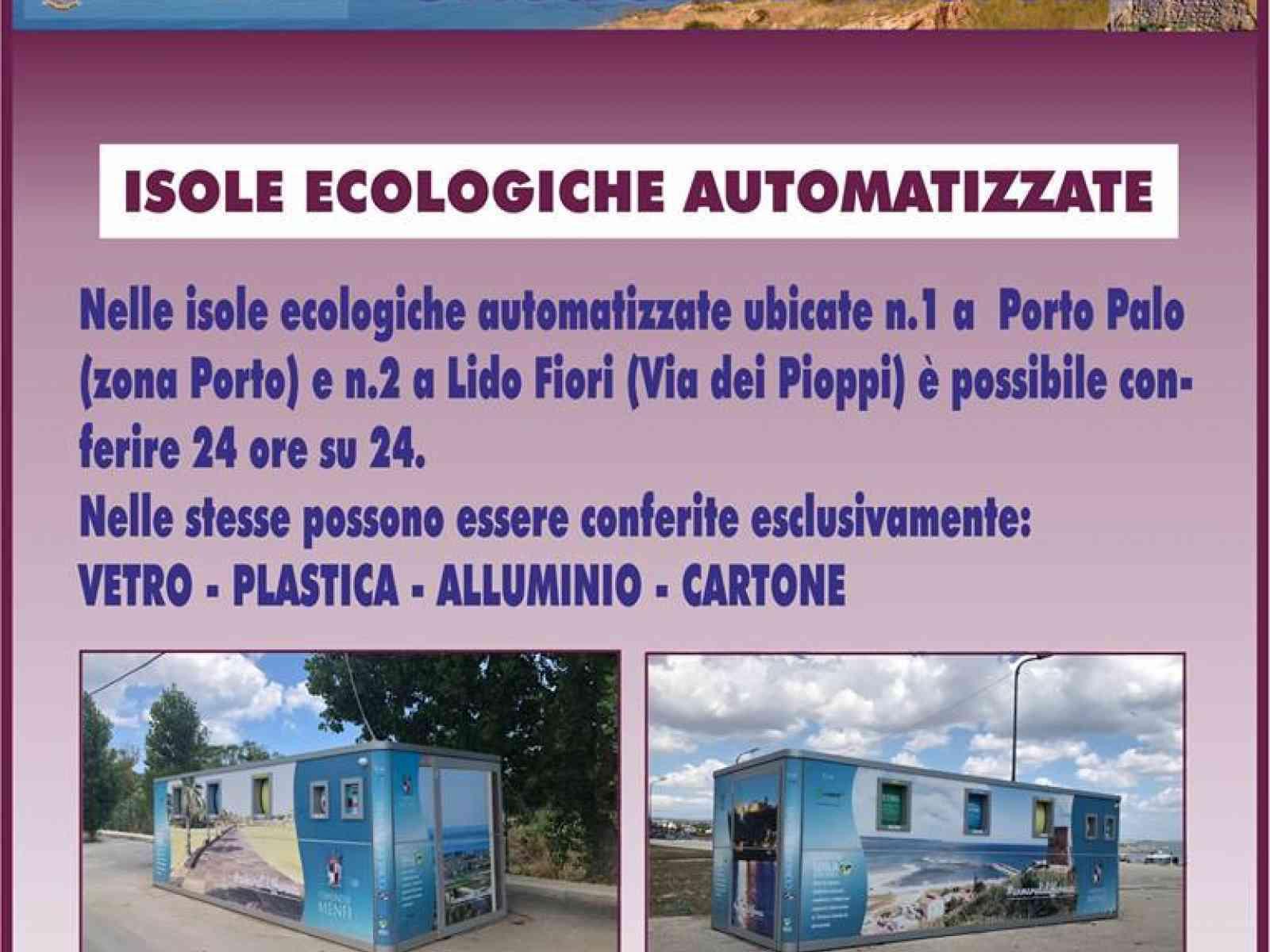 Immagine articolo: Menfi, potenziata la raccolta differenziata nelle località balneari. Allestite nuove aree di conferimento e isole meccanizzate