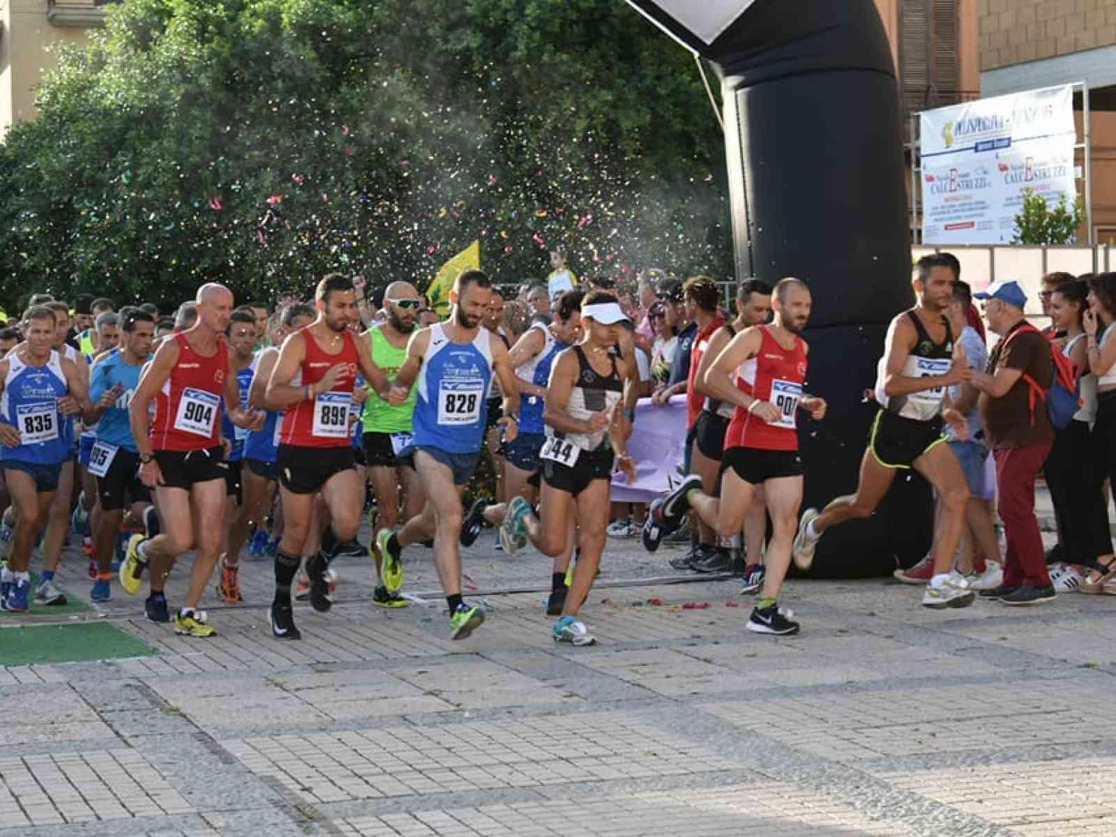 """Immagine articolo: Menfi, corsa. 271 partecipanti per la 19a edizione de """"Le Strade del Vino"""". I vincitori"""