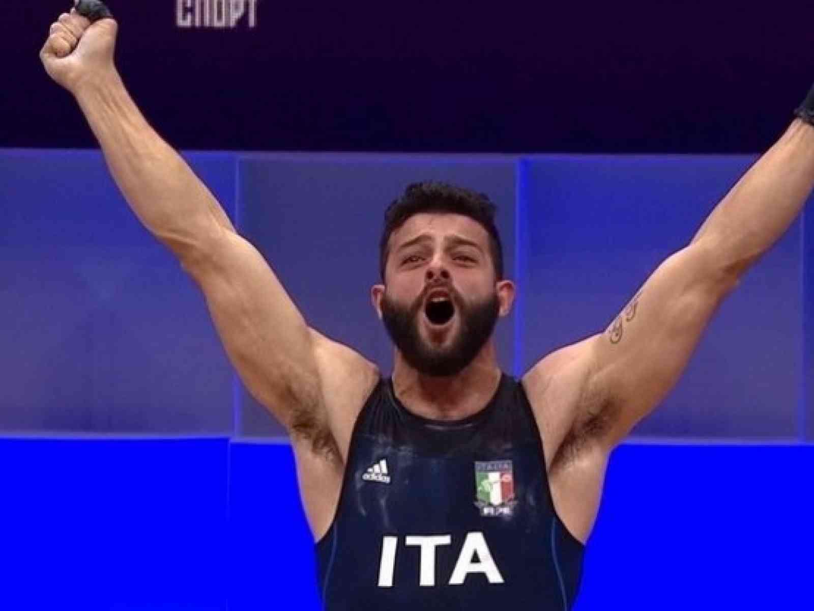 Immagine articolo: Da Salaparuta alle Olimpiadi di Tokyo. Attesa per la gara di Antonino Pizzolato. Intervista al campione di sollevamento pesi