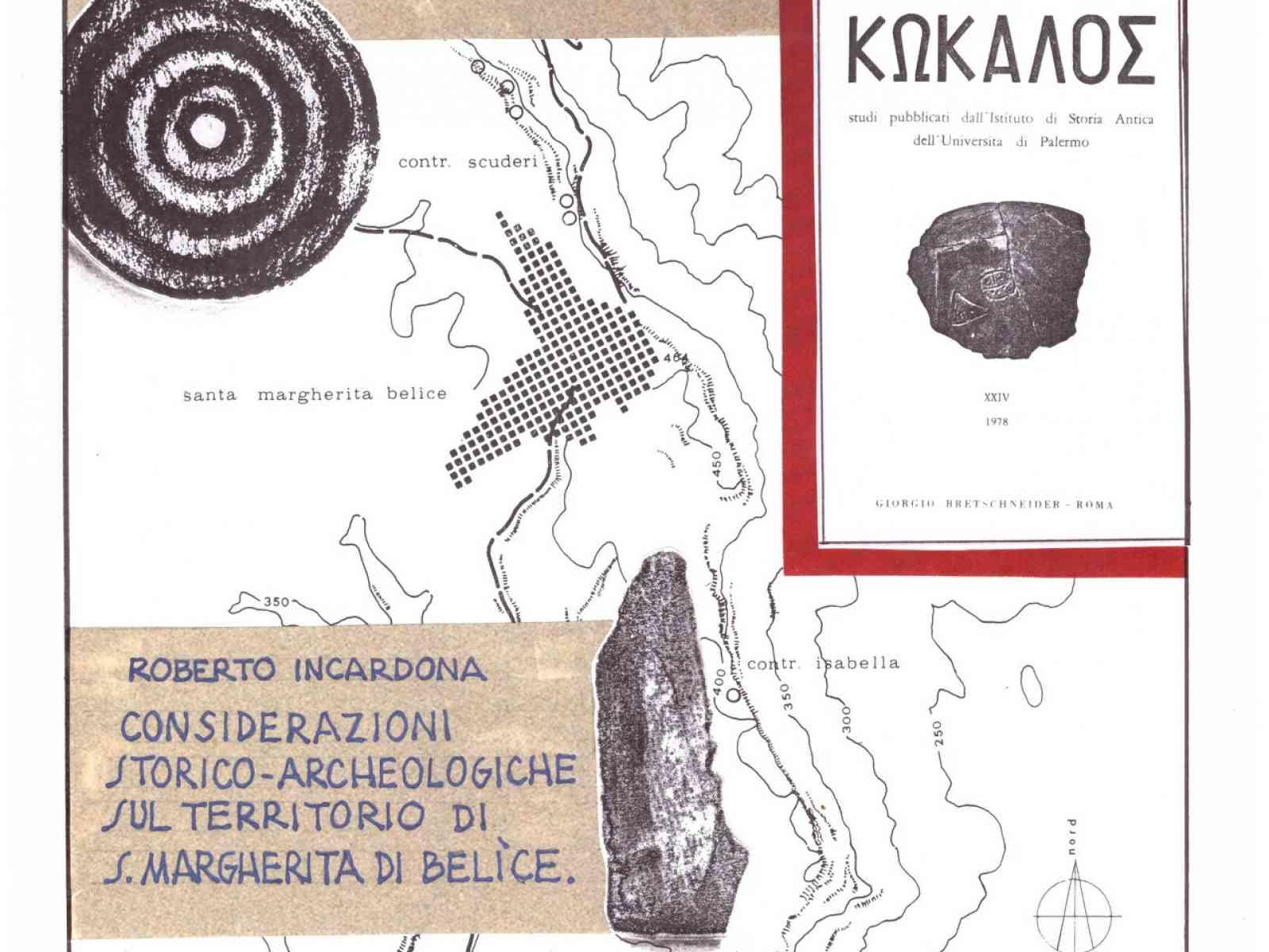 Immagine articolo: S. Margherita. Nel pomeriggio presentazione indagine storico archeologica locale a cura di Roberto Incardona