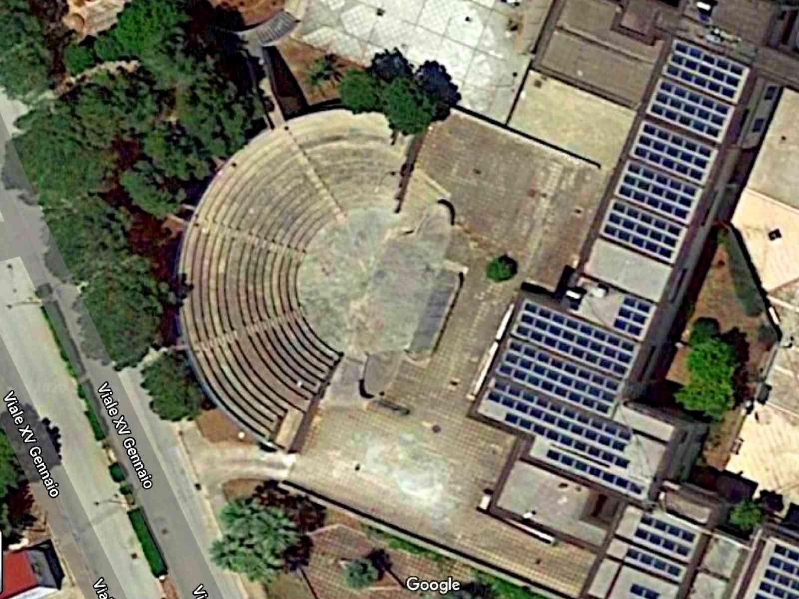 Immagine articolo: Montevago, finanziamento da oltre 230 mila euro per restyling anfiteatro comunale