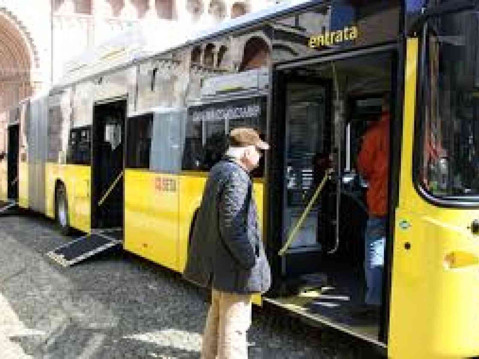 Immagine articolo: Menfi, per gli ultrasessantenni istanza per il trasporto gratuito extraurbano tramite l'Azienda Siciliana Trasporti