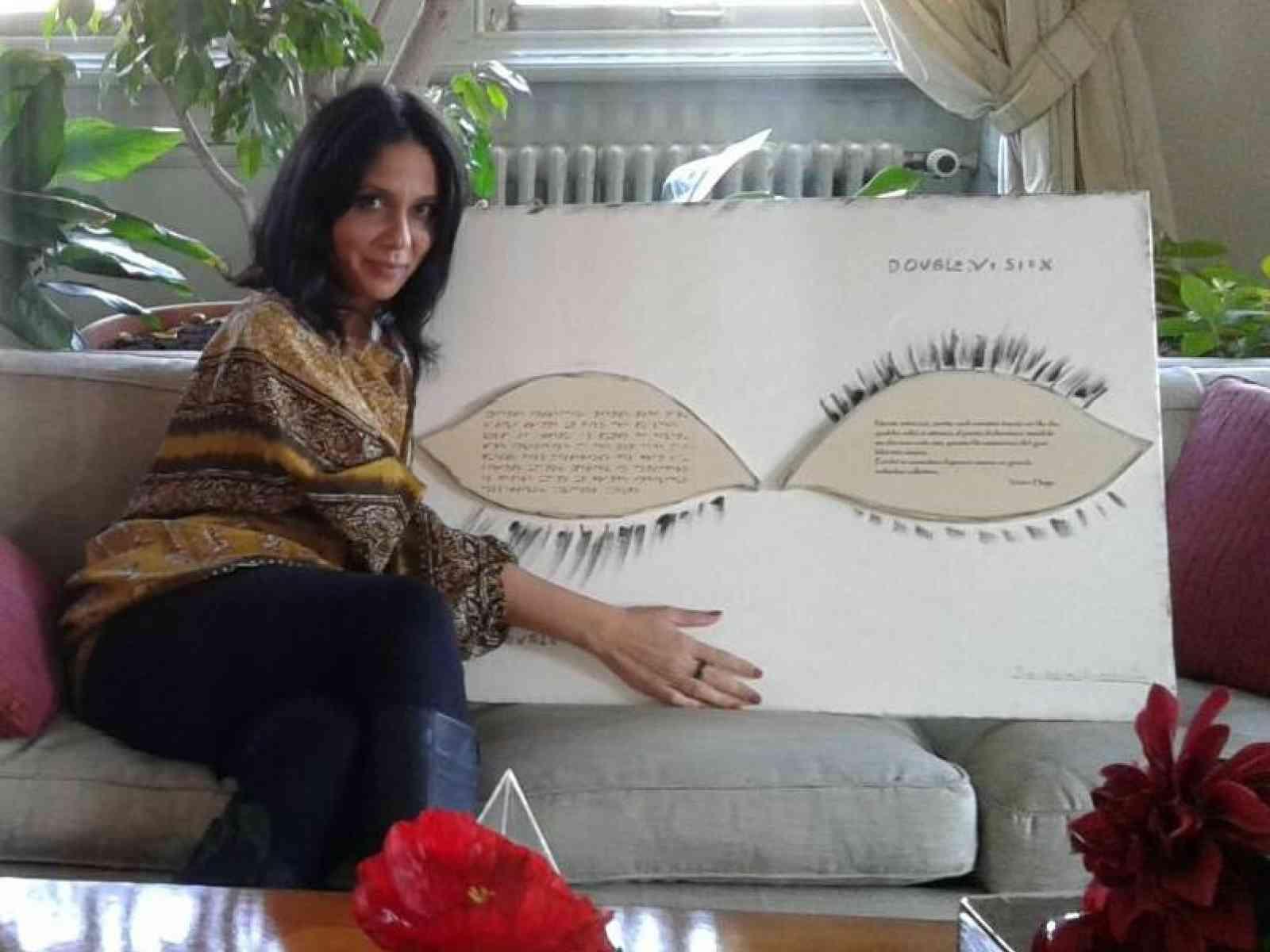 Immagine articolo: La giovane artista margheritese Francesca Gravante a Roma al MetArt in programa dal prossimo 5 maggio