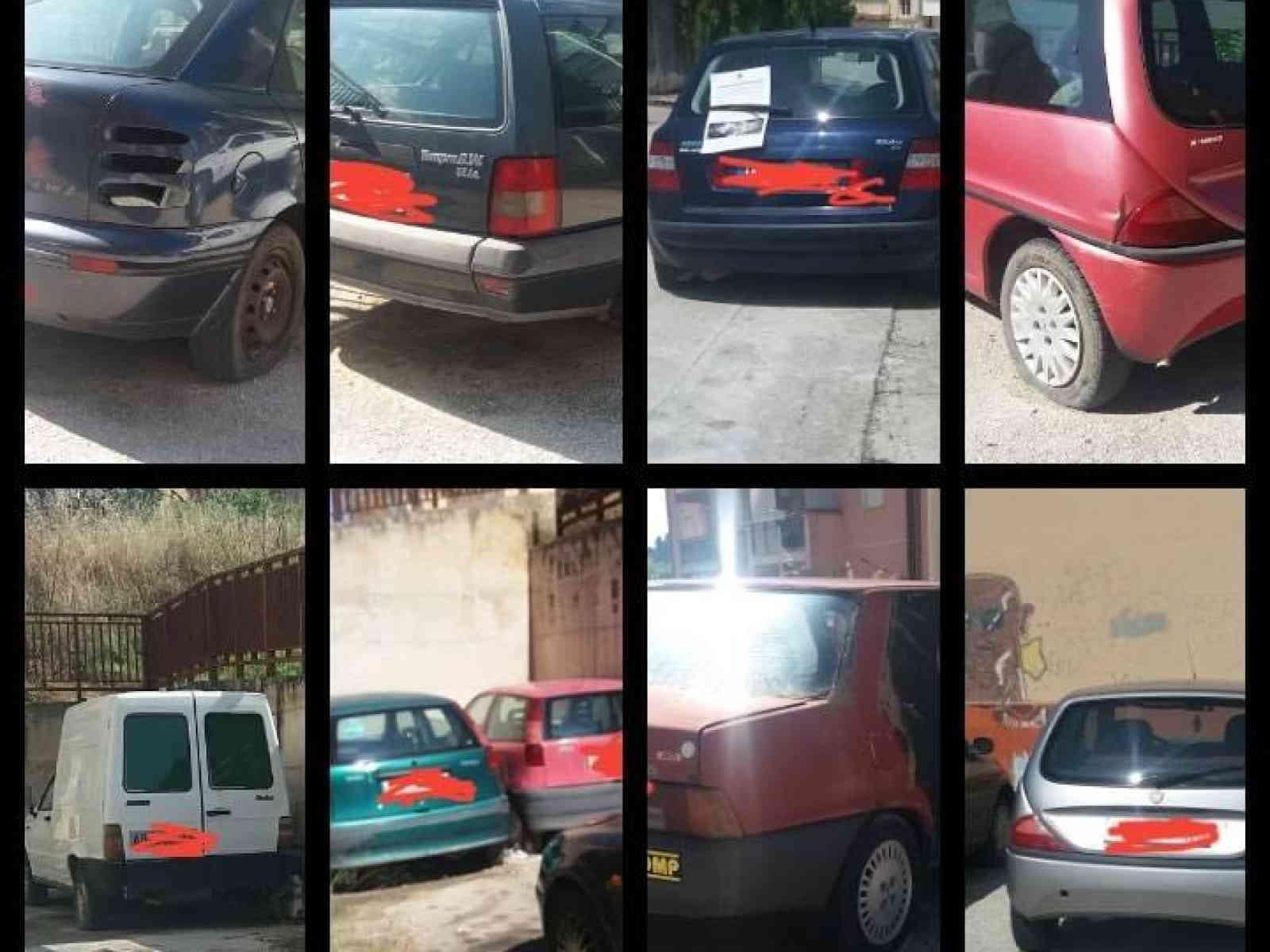 """Immagine articolo: S. Margherita, partita la """"lotta"""" alle auto abbandonate in strada. Rimosse oltre 40 autovetture e scattate numerose diffide"""
