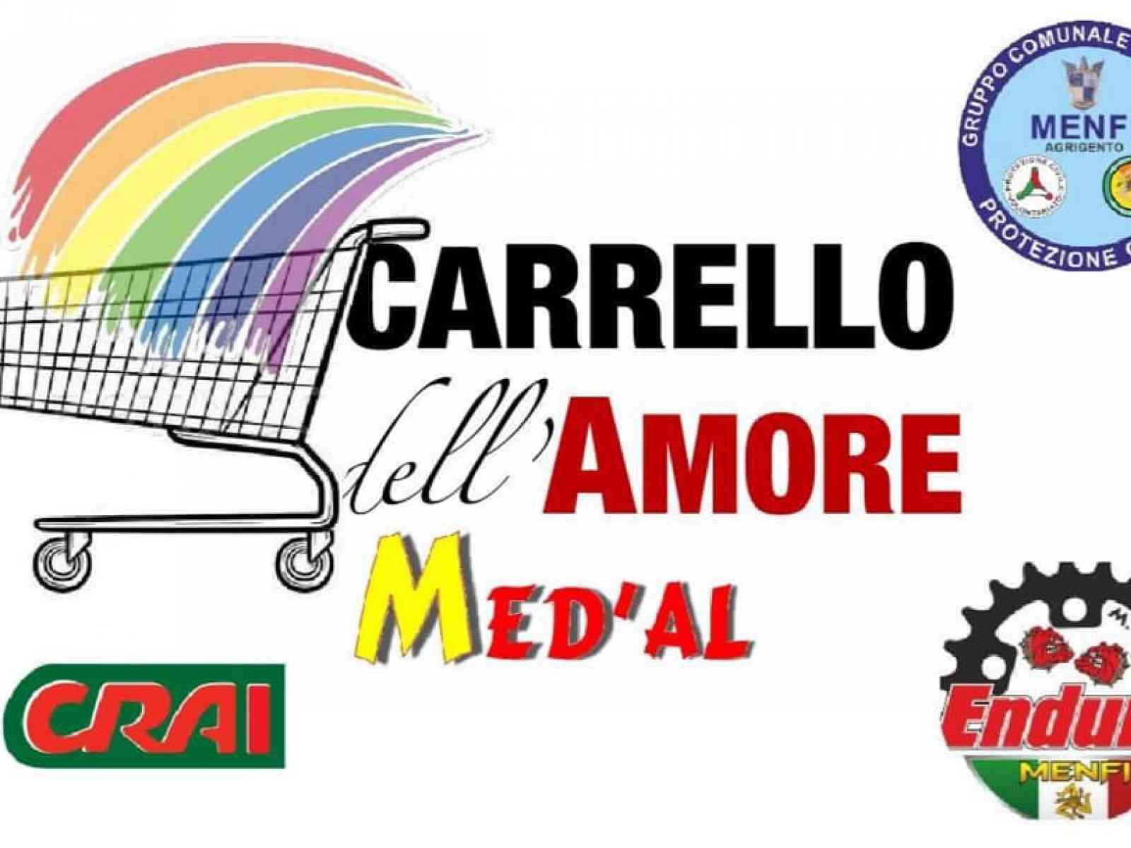 """Immagine articolo: A Menfi via al """"carrello dell'amore"""". La spesa dei menfitani per aiutare le persone in difficoltà"""