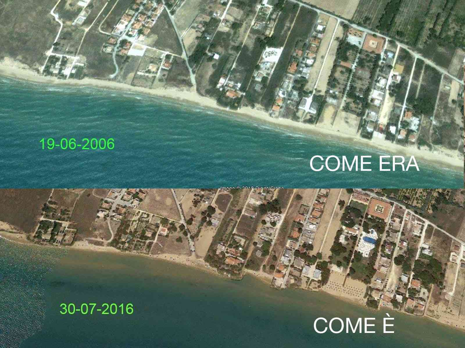 Immagine articolo: Menfi, erosione della costa: Ammessi a finanziamento i progetti per Cipollazzo e Porto Palo. 3,1milioni
