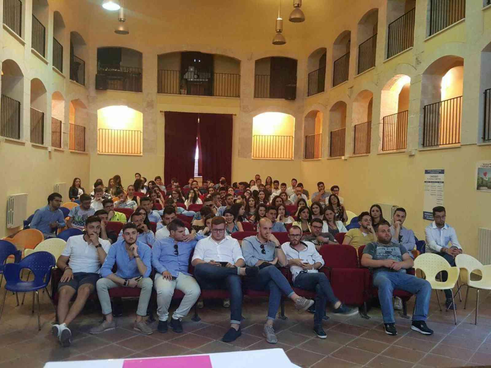 Immagine articolo: Si insedia la consulta giovanile a S. Margherita. Ecco gli eletti fra i candidati che si sono proposti
