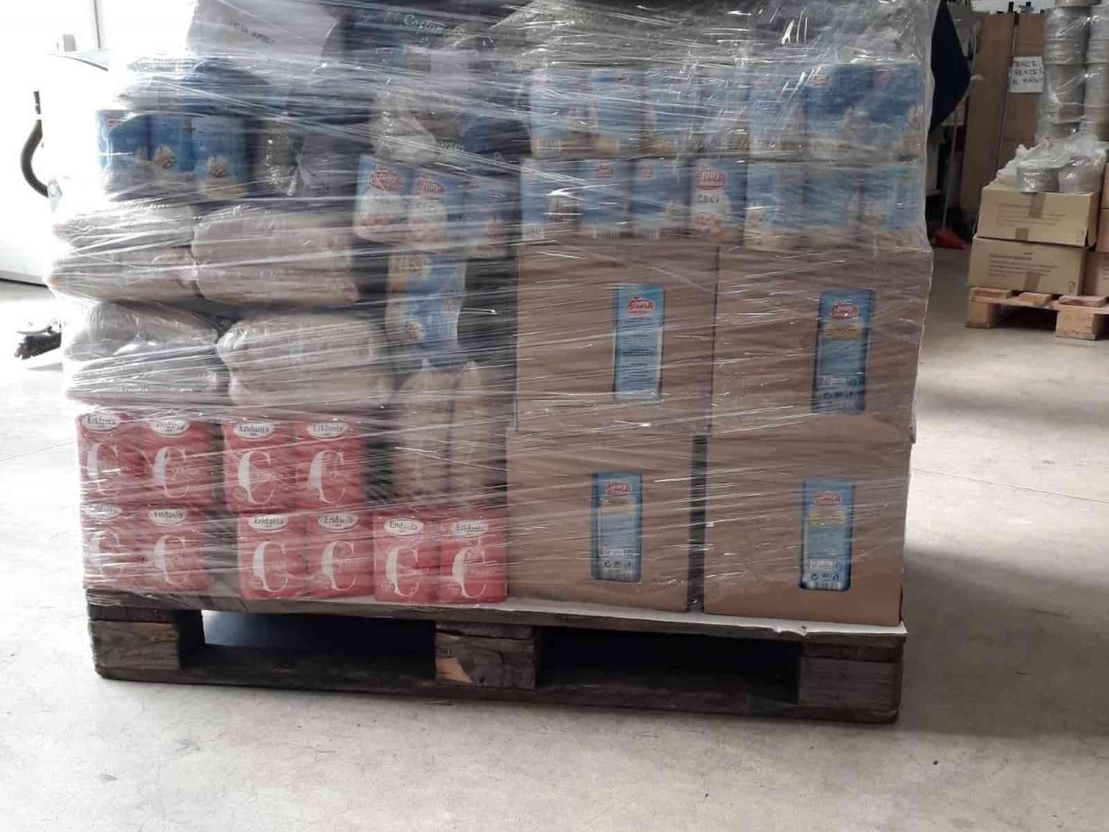 Immagine articolo: Menfi, donazione beni alimentari in favore delle famiglie bisognose dall'Istituto Walden Onlus