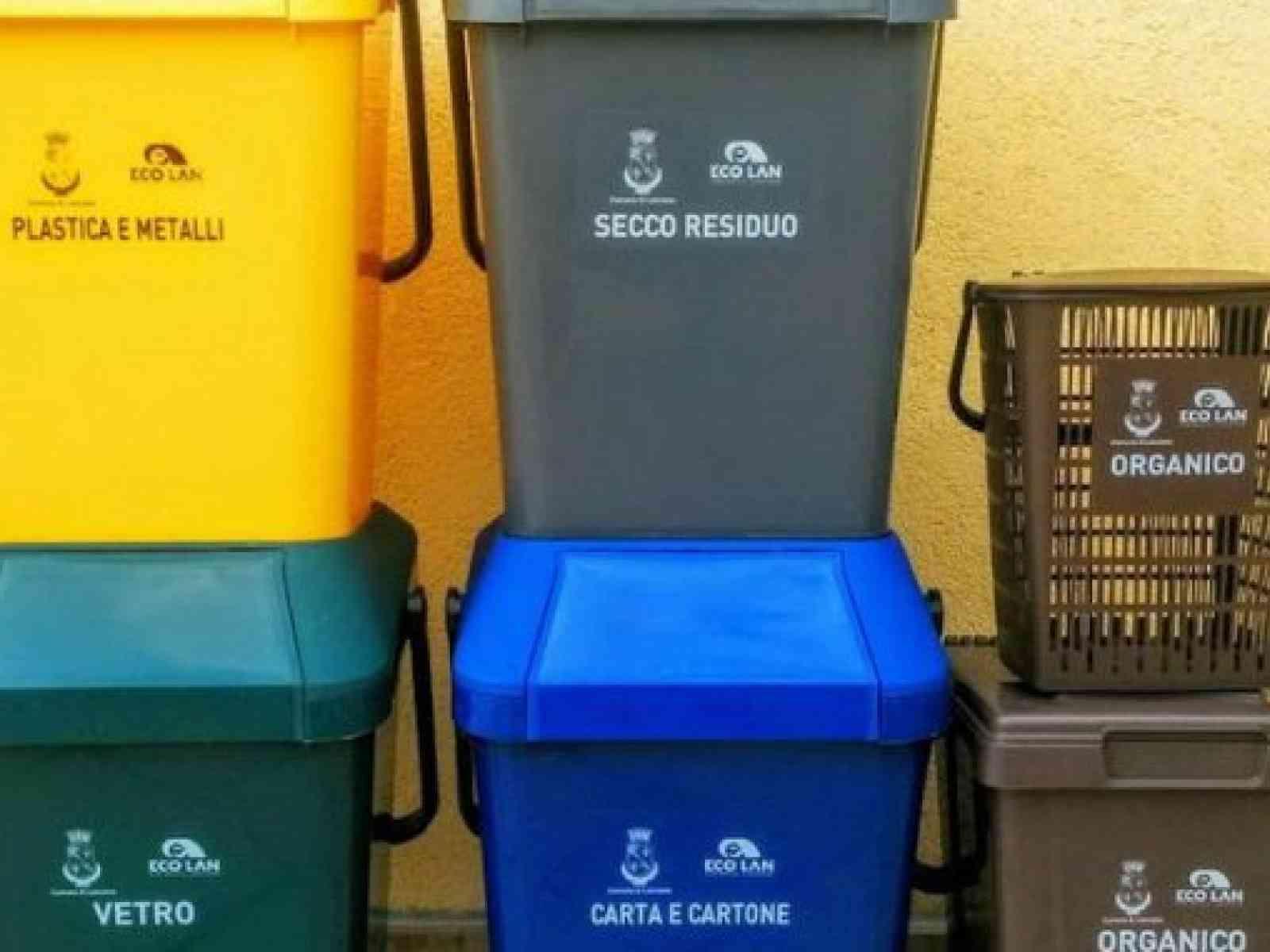 Immagine articolo: Raccolta differenziata: Santa Margherita, Montevago e Sambuca tra i comuni virtuosi. Dalla Regione previsti contributi